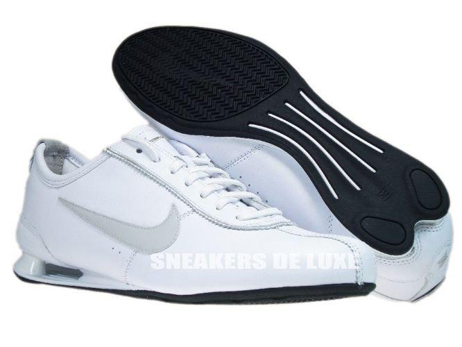 de589204b096fc nike shox rivalry eng pl 316317 128 Nike Shox Rivalry White Neutral Grey  Black 98 2.