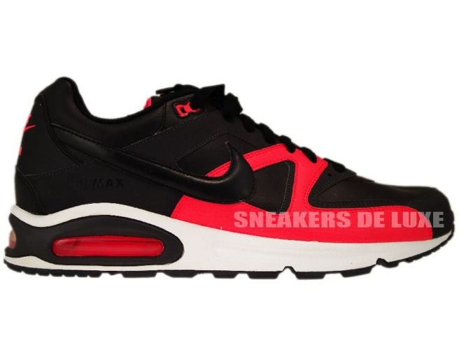 397689 006 nike air max command anthracite black solar red. Black Bedroom Furniture Sets. Home Design Ideas