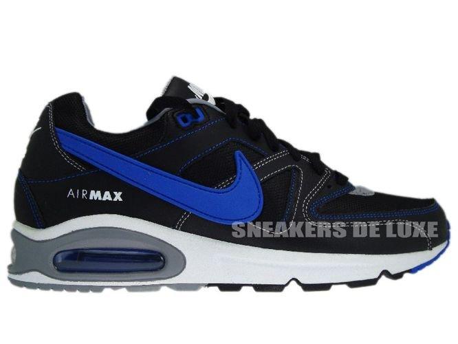 air max command blue black