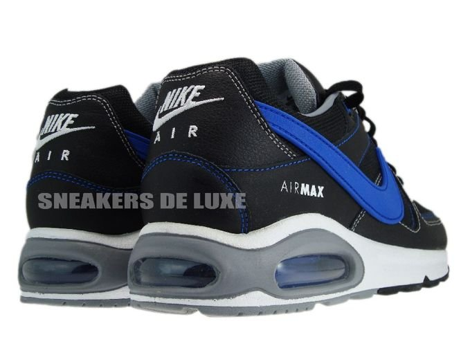 huge selection of 29b4f d041a 397689-023 Nike Air Max Command BlackTreasure Blue White .