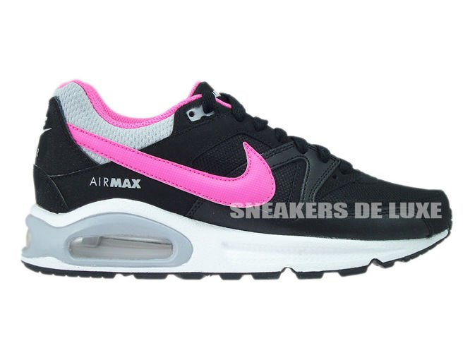 407626 Pink 065 Nike Air Max Pow Command Schwarz Pink Max