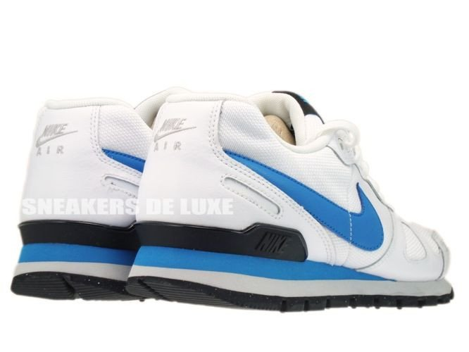 online store 555a0 f55ad nike air waffle trainer grey blue
