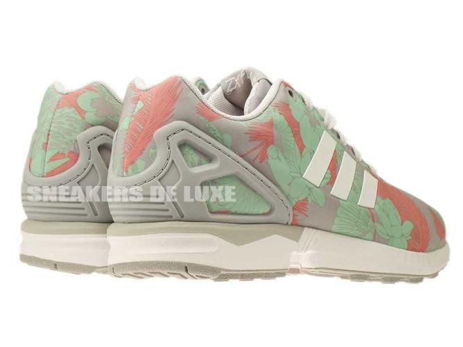 Adidas ZX Flux - Colleiate Navy/Collegiate Navy/Footwear White Outlet Stores
