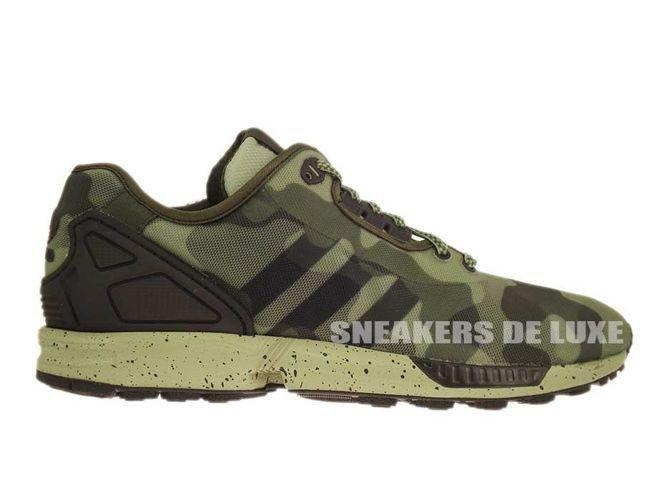 adidas originals zx flux decon camo pack