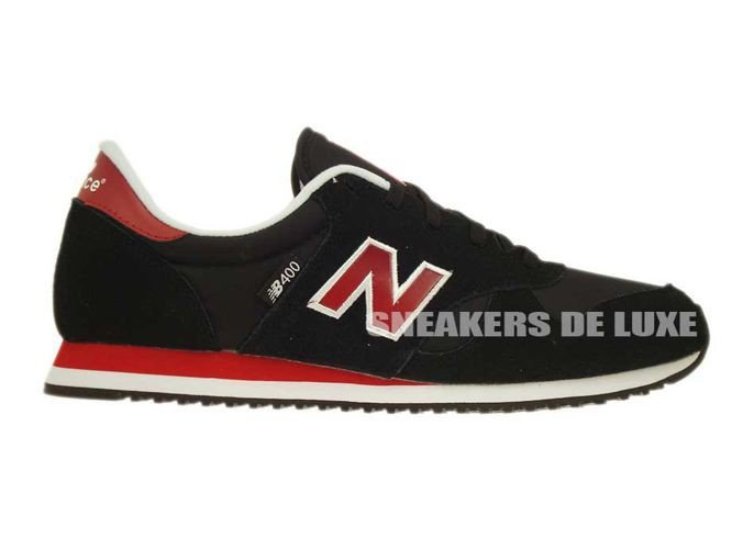 New Balance ML400SNC Black / Red ...