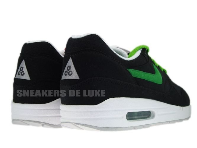 Nike Air Max 1 ACG Victory GreenBlack On Feet
