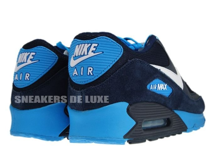 Nike Air Max 90 Blue Black White