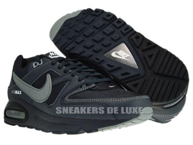 104640dcc33ad3 Kids Nike Air Max Command Silver Nike Air Max 1 Obsidian White