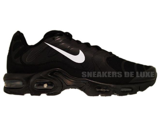 5826232bc6 Black Nike Air Max Plus 1.5 | Traffic School Online