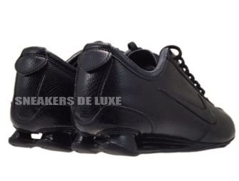 316317-020 Nike Shox Rivalry Black/Cool Grey
