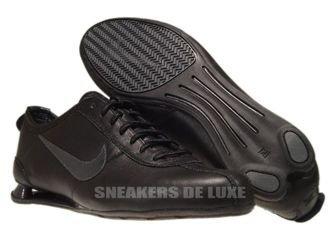 316317-029 Nike Shox Rivalry Black/Metallic Hematite