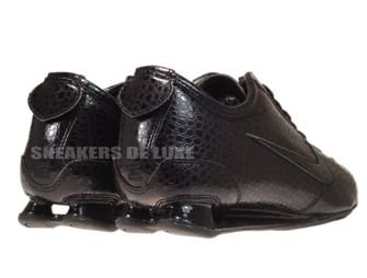 316317-031 Nike Shox Rivalry Black/Black-Black
