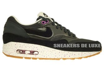319986-023 Nike Air Max 1 Anthracite/Black-Club Pink-Sail
