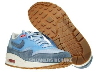 319986-402 Nike Air Max 1 Light Armory Blue/Armory Slate-Atomic Pink