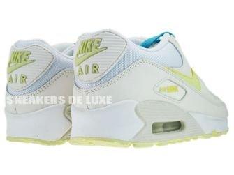 325213-107 Nike Air Max 90  Sail Citrine/Yellow
