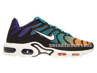 483553-310 Nike Air Max Plus TN Fuse Turbo Green/White-Black