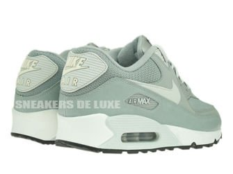 537384-028 Nike Air Max 90 Essential Base Grey/Light Base Grey-Sail