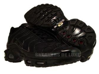 604133-008 Nike Air Max Plus TN 1 Anthracite/Black-Black