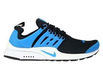 848187-005 Nike Air Presto Essential Black/Photo Blue/White