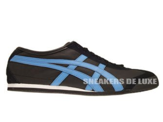 Asics Onitsuka Tiger Mexico 66 HL7C2 9042 Black/Blue