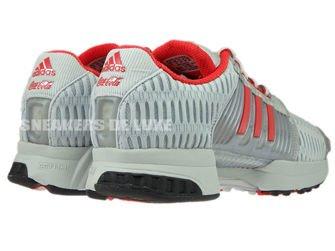 BA8611 adidas x Coca Cola ClimaCool 1 Silver Met. / Red / Core Black