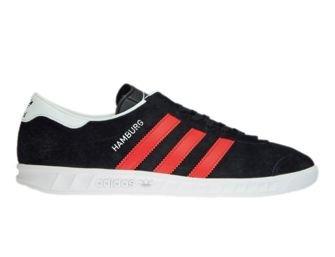 BB5300 adidas Hamburg Core Black/Red/Ftwr White