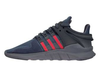 BB6777 adidas EQT Support ADV Utility Black/Scarlet/Collegiate Green