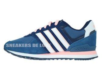 F99325 adidas neo 10K W ash blue