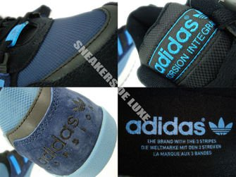 M25604 adidas Torsion Integral S Collegiate Navy/Solar Blue