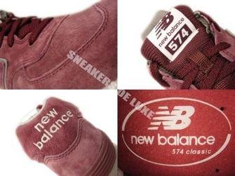 ML574FSM New Balance 574 Gum Pack