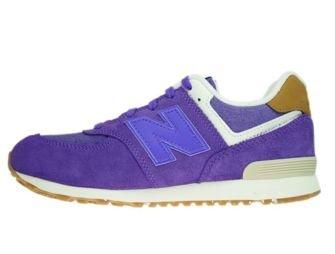 New Balance KL574EUG Purple