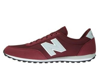 New Balance U410BUG Burgundy / Grey