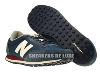 New Balance U410HNR Navy / Red