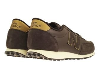 New Balance U410SBG Brown Leather