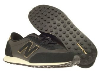 New Balance U410SKG Black Leather