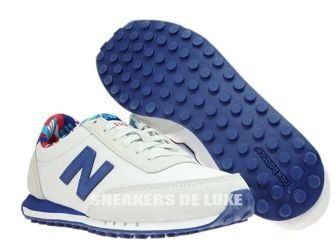New Balance WL410CPD White with Atlantic