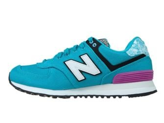 New Balance WL574ASC Pisces with Poisonberry