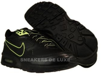 Nike Air BW Classic Black/Black Volt Green 309210-027