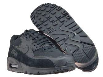 Nike Air Max 90 325213-043 Black/Black-Black