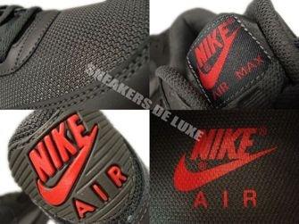 Nike Air Max 90 Midnight Fog/University Red