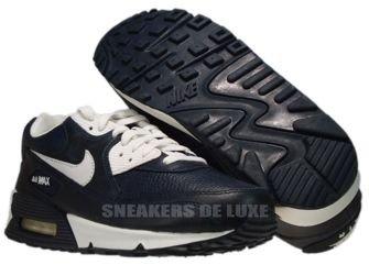 Nike Air Max 90 Premium Obsidian Sail 333888-400