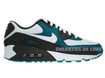 Nike Air Max 90 White/Midnight Fog-Lush Teal 325018-059