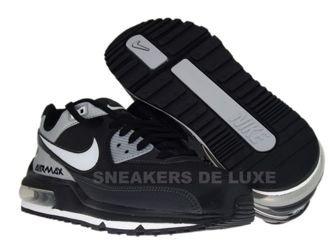Nike Air Max LTD II Black/White Anthracite-Metallic Silver 316391-017