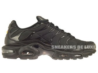 Nike Air Max Plus TN 1 Black/Black-Black