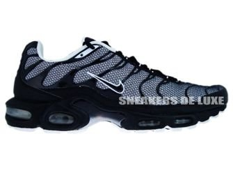Nike Air Max Plus TN 1 Black/Black-White 604133-027