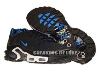 Nike Air Max Plus TN 1 Black/Blue Hero-White