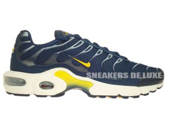 Nike Air Max Plus TN 1 Brave Blue/ Laser Orange