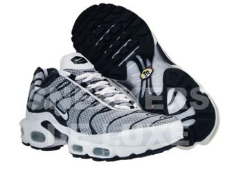 Nike Air Max Plus TN 1 Grey/Black White