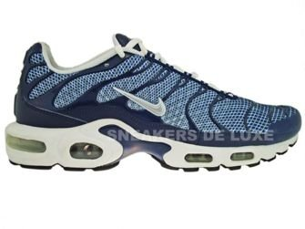 Nike Air Max Plus TN 1 Midnight Navy/Matte Silver