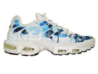 Nike Air Max Plus TN 1 White/Midnight Navy